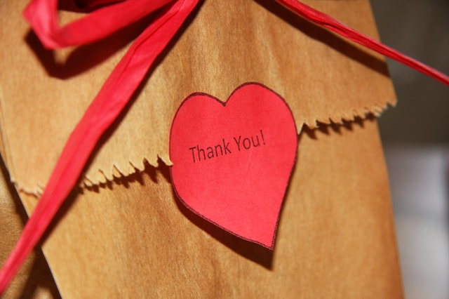 Gratitude, Gratefulness, and Being Thankful